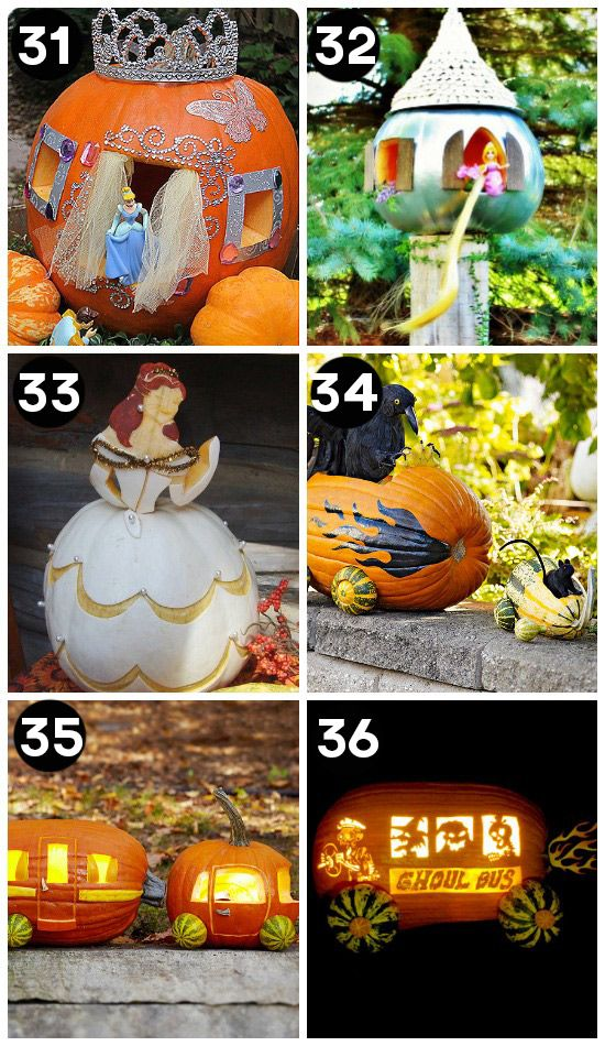 I am carving the Cinderella one. No doubt
