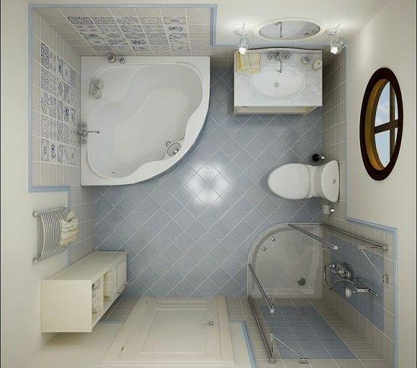 Kleines Bad Ideen 57 Wunderschone Vorschlage Archzine Net Kleines Bad Einrichten Badezimmer Grundriss Kleine Badezimmer