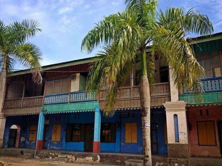 Old Town, Padang West Sumatra