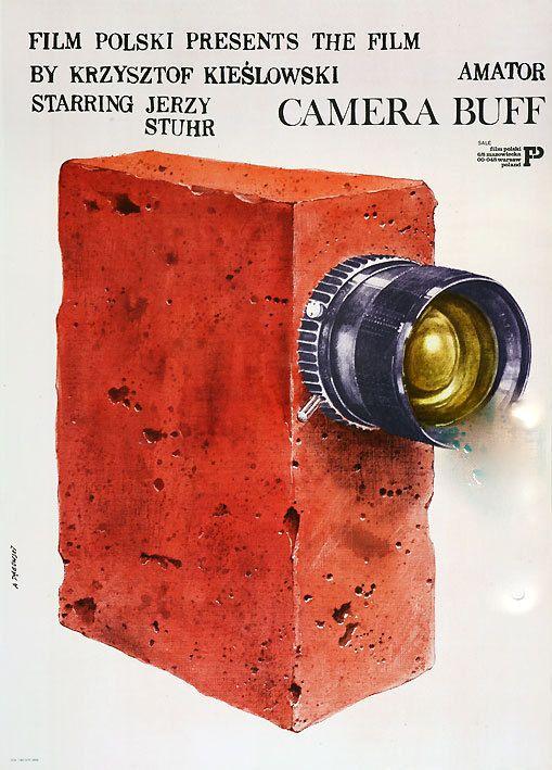 Krzysztof Kieslowski - Amator (AKA Camera Buff) (1979)