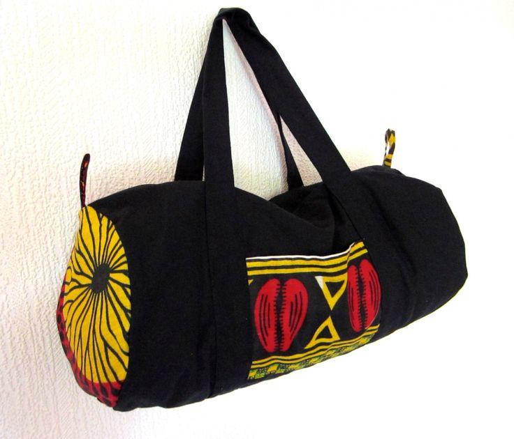 Extrêmement 86 best CéWax - Sac tissu wax africain images on Pinterest | Afro  TZ55