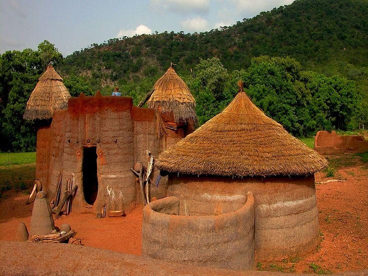 The Koutammakou landscape (UNESCO World Heritage Site ...