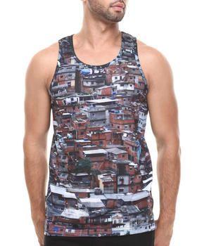 Favelas Tank Top by Crooks & Castles @ DrJays.com