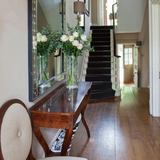 New Home Interior Design: Traditional Hallway #KBHomes