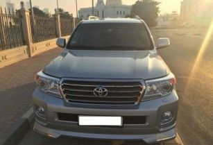Toyota Land Cruiser V6 Full Option 2013 Model For Sale