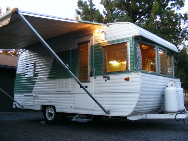 1961 Traveleze - Free RV classifieds, used rvs, rv classes, motorhomes, travel trailers, 5th wheel, rvs for sale