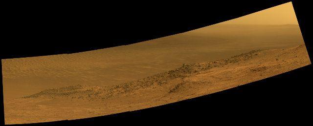Dopo aver esteso ancora una volta la missione del venerabile Mars Rover Opportunity, la NASA ha annunciato che esso si dirigerà in un canale scavato molto tempo fa da un fluido, forse da acqua. L'obiettivo è capire se si tratti dei resti di un antichissimo fiume marziano. Si tratta dell'inizio dell'ennesima missione per Opportunity, che risente dell'usura e potrebbe correre dei rischi per una tempesta che investirà Marte. Leggi i dettagli nell'articolo!