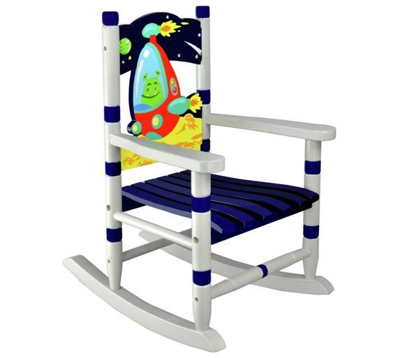Buy Fantasy Fields Outer Space Rocking Chair - Small at Argos.co.uk, visit Argos.co.uk to shop online for Nursing chairs and footstools, Nursery furniture, Sleep, Baby and nursery