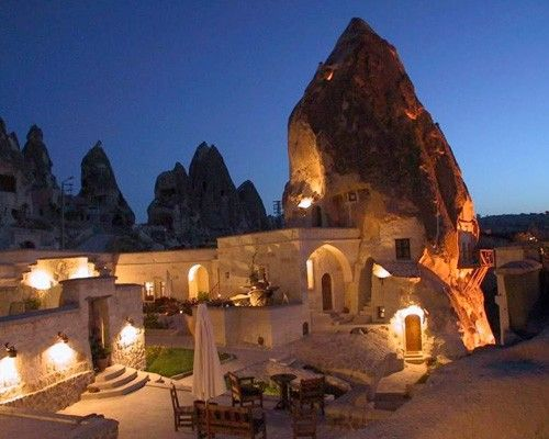 Cave suites turkey 10 of the most unusual hotels in the world