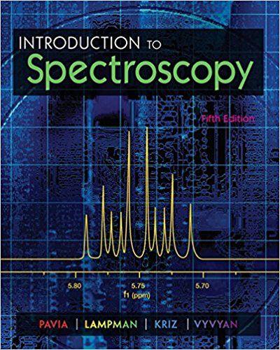 Pavia Spectroscopy Pdf