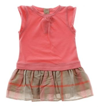Burberry jurk - Gespot op Bambini.com