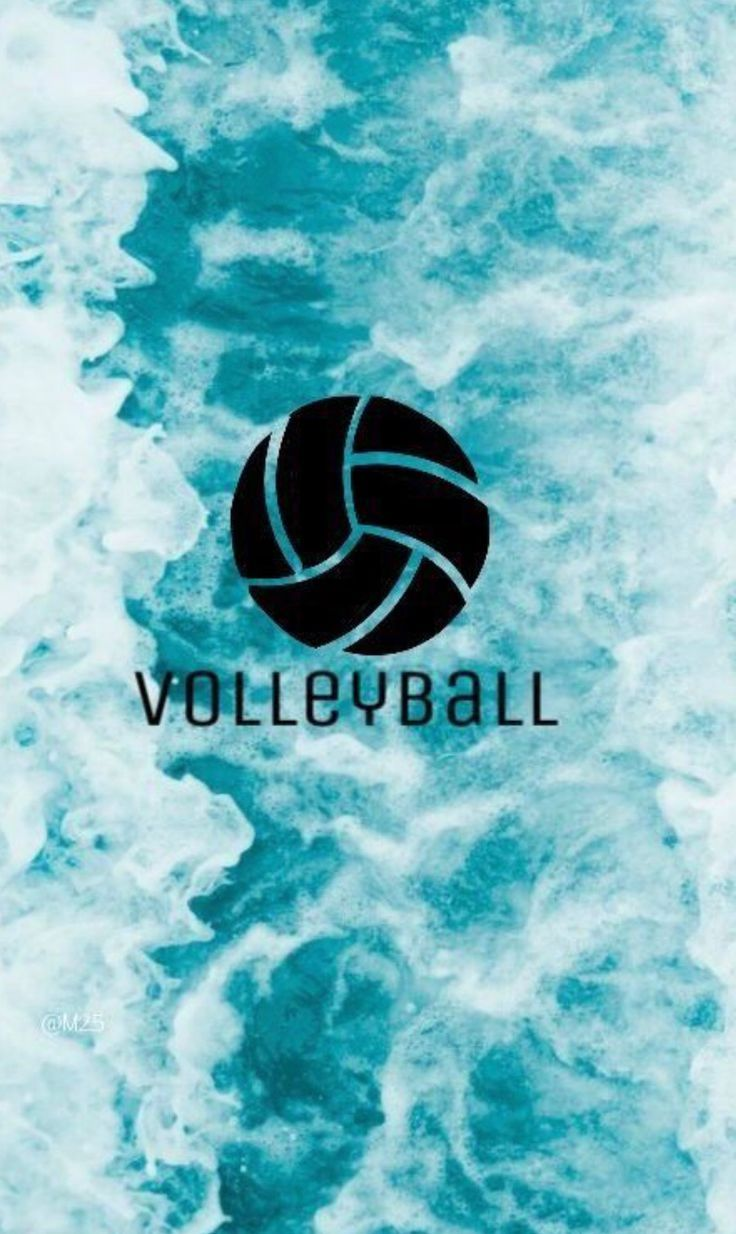 Untitled Volleyball Wallpaper Volleyball Backgrounds Volleyball Drawing