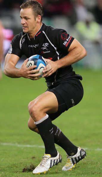 Riaan Viljoen during the Super Rugby match between The Sharks and Toyota Cheetahs from Kings Park on April 20, 2013 in Durban, South Africa.
