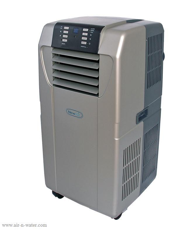 Newair Ac 12000e 12 000 Btu Portable Air Conditioner With Environmentall Portable Air Conditioner Portable Air Conditioner Heater Room Air Conditioner Portable
