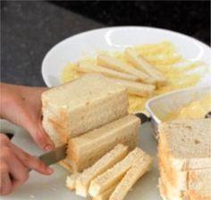 Palitinhos de queijo