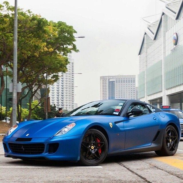 82 Best Ferrari 599 Images On Pinterest