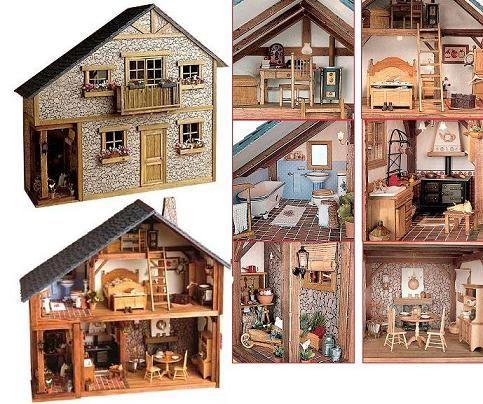 Ξυλουργικές εργασίες…Παραδοσιακό σπίτι