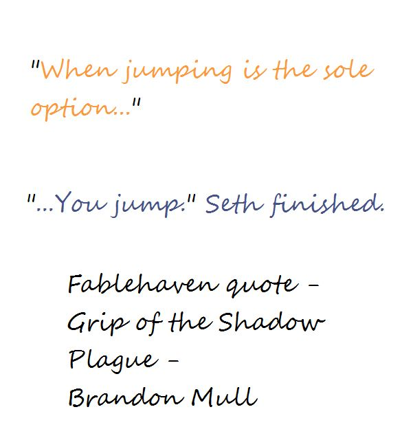 Fablehaven quote - Grip of the Shadow Plague, by Brandon Mull Fan-art. I drew this, if you re-pin, give credit ( @Orangefur )