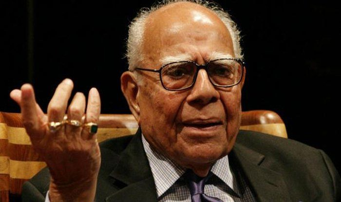 "New Delhi: Senior lawyer Ram Jethmalani has come down heavily on Justice C S Karnan of the Calcutta High Court for his remarks against the judiciary and advised him to ""withdraw every word that you have uttered"". In an open letter to Justice Karnan against whom the Supreme Court has..."