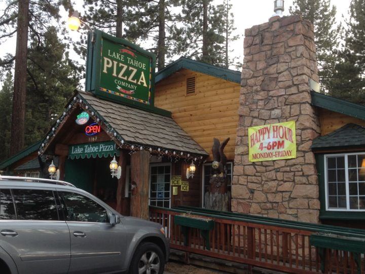 Lake Tahoe Pizza Company in South Lake Tahoe, CA open 4-9:30