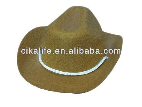 Leather Western Cowboy Hats/Mexican Cowboy Hats for doll $0.1~$3