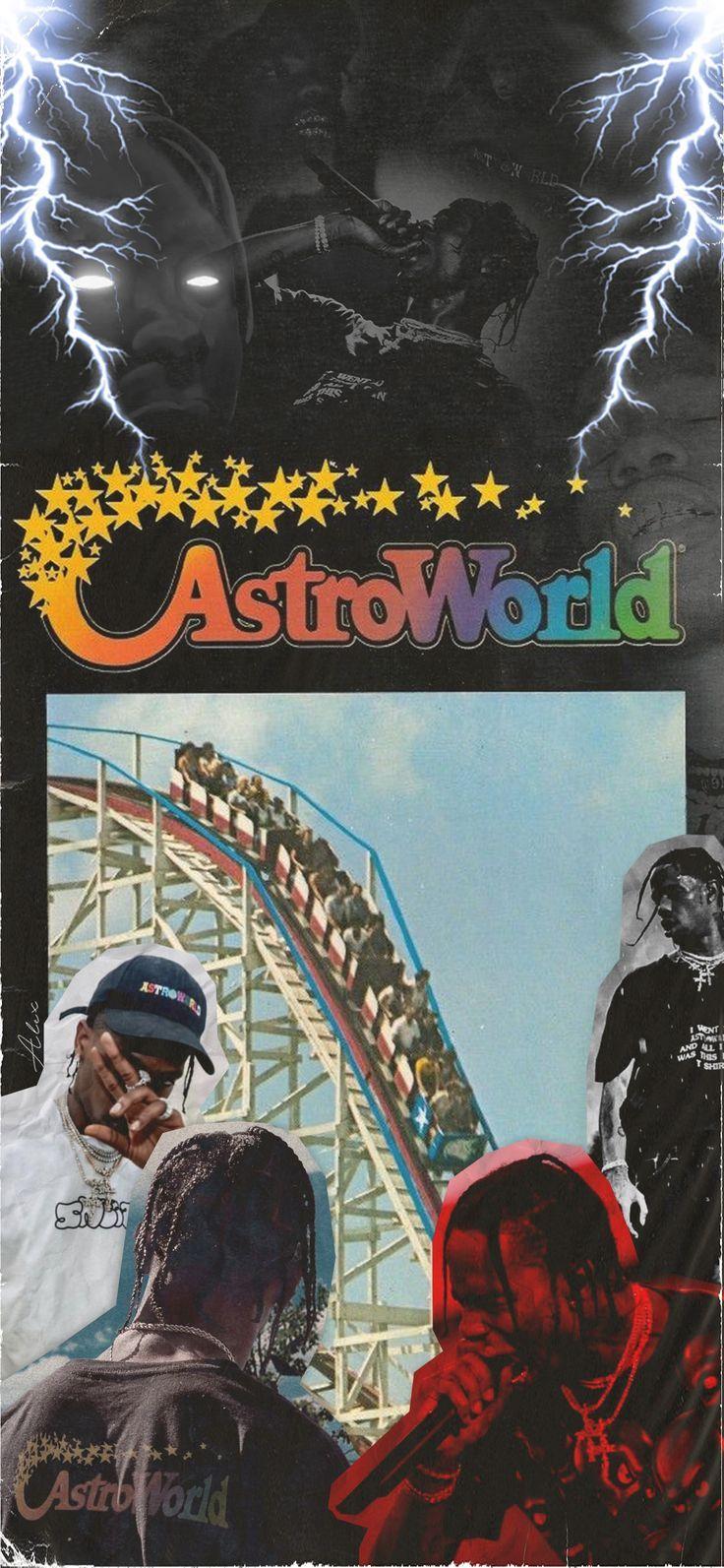 Travis Scott Astroworld Iphone Wallpaper Travis Scott Iphone