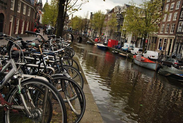 Amsterdam/Holland - 2016