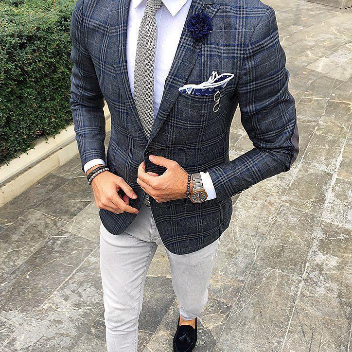 Parfait Gentleman | Men's Fashion BlogSCORPARIA ♥