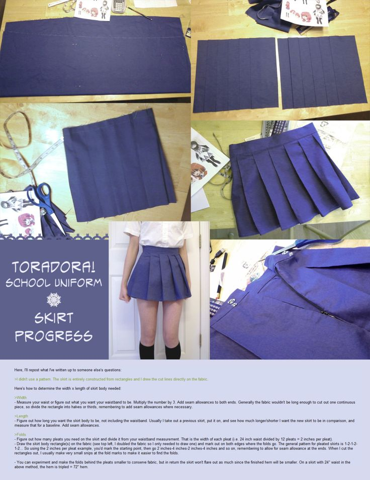 17 Best ideas about Pleated Skirt Tutorial on Pinterest | Pleated ...