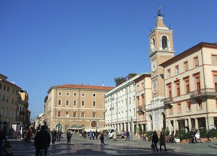 Piazza Tre Martiri - Tre Martiri Square
