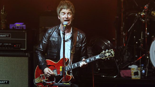 Noel Gallagher en Córdoba: pájaro supersónico