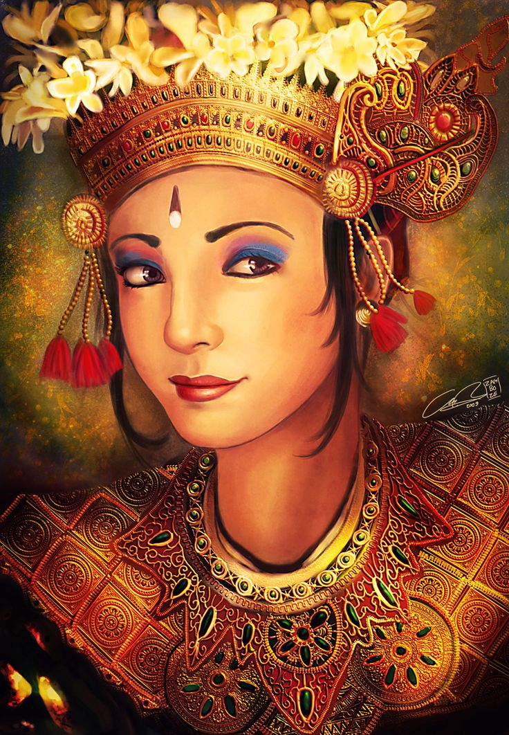 dancer from Bali^^  just want to share the Beautifulness of indonesian Culture^^