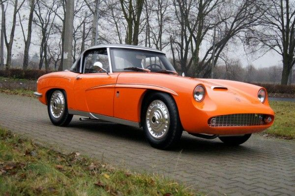Syrena Sport  #classiccar #vintagecar
