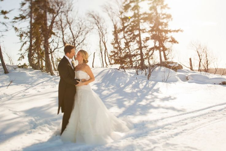 Lapland Winter Wedding, Sweden