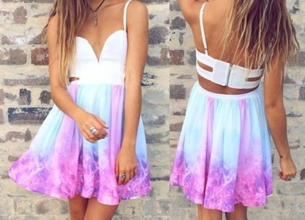 Evening dress tumblr summer