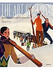 The Art of Skiing - Jenny de Gex $45