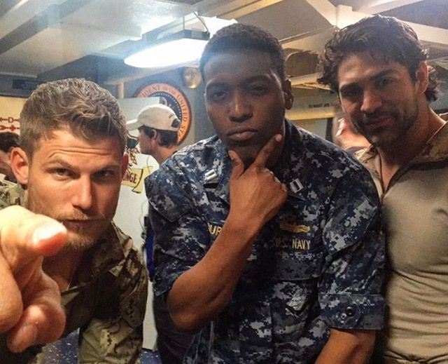 Cobra Team behind the scenes | The Last Ship