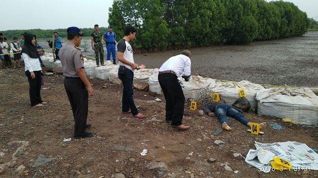 Sesosok Mayat Di Pelabuhan Kota Pasuruan Gegerkan Warga - tribunus-antara.com