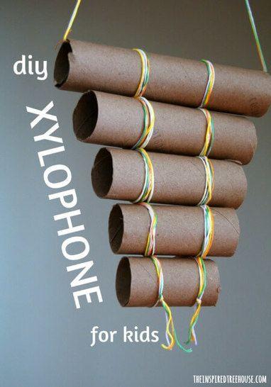 Come+costruire+uno+xilofono+con+tubi+di+cartone+-+The+Inspired+Treehouse