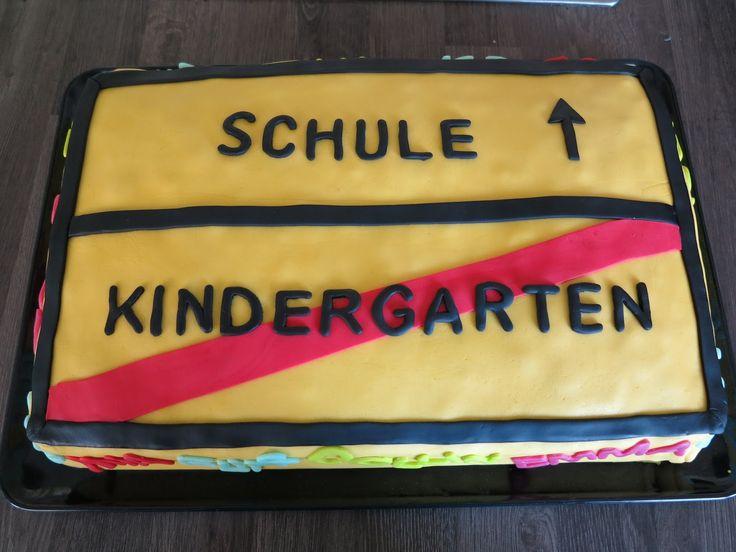 Nun ist es also soweit...   ... die Kindergartenzeit unseres Sohnes ist nun zu Ende und aus unserem kleinen Mann ist ein richtig großes Sch...