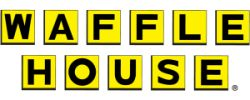 """Waffle House® restaurant has provided guests with a unique and comfortable dining experience. At every restaurant, the bright """"Yellow Sign"""" greets customers like an old friend, the jukebox plays a variety of the now famous Waffle House songs and associates give customers a heartfelt greeting as they walk through the door. In addition, each restaurant is open 24 hours a day, 365 days of the year. 