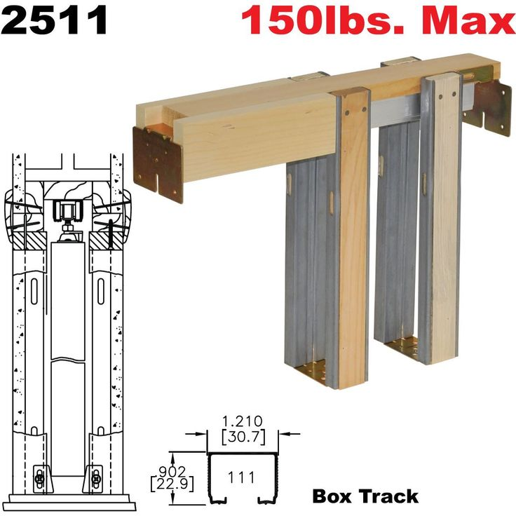 Picture of 2511 Series Pocket Door Frame Kits