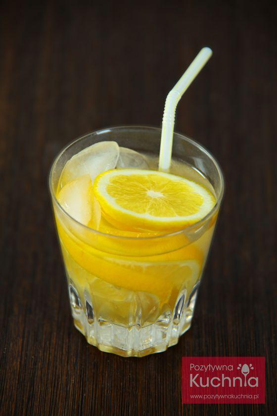 #Drink barman, znany też jako drink barmana  http://pozytywnakuchnia.pl/barman/  #cytryna #przepis #kuchnia