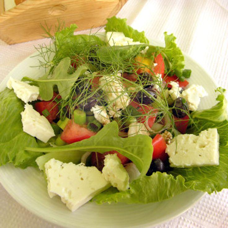 Crema de guisantes y queso feta - Recetas de Cocina - Telva.com