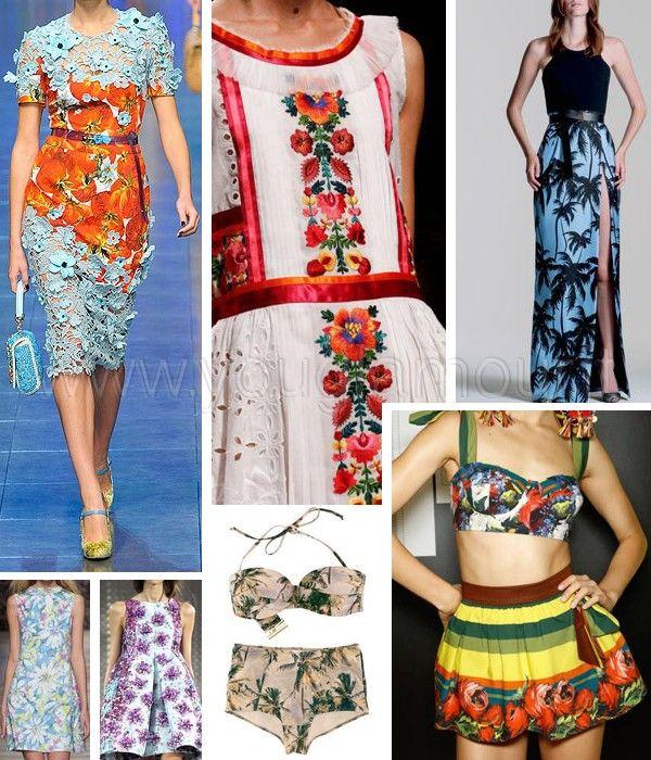 Fantasie estive: come sceglierle e come indossarle
