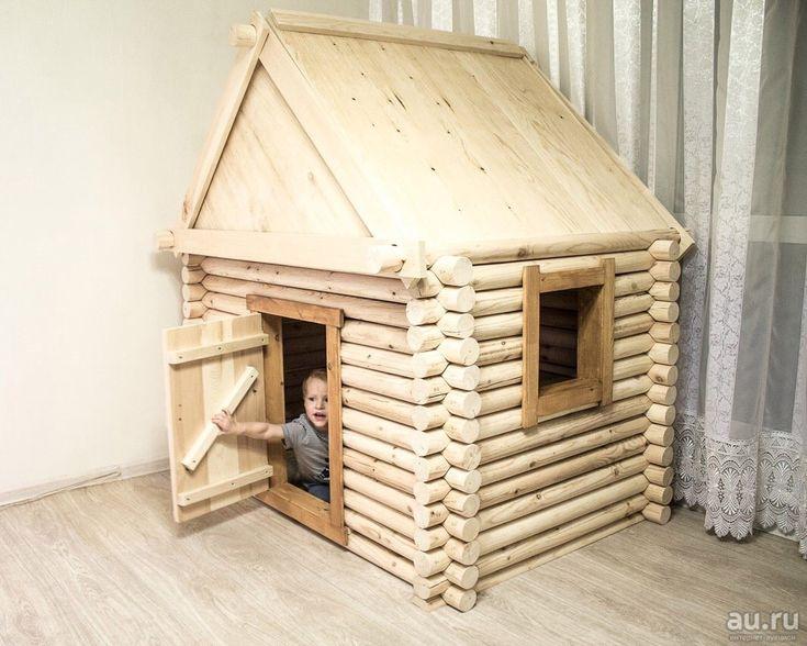 Лот: 8508709. Фото: 1. Избушка-конструктор! Детский домик... Игровые домики, палатки