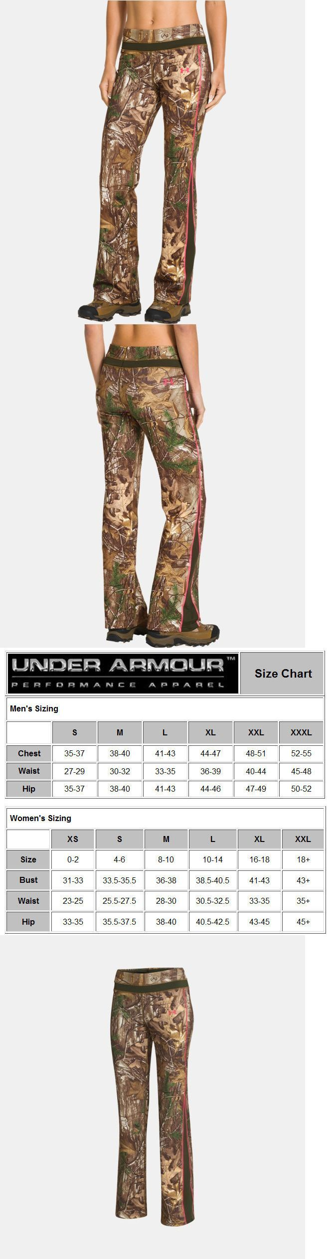 Athletic Apparel 137085: Under Armour Women S Cold Gear Infrared Evo Hunting Pants Nwt Size: Medium -> BUY IT NOW ONLY: $48.98 on eBay!
