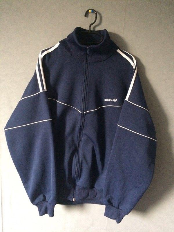 Veste vintage Adidas Etat 9.5/10 Taille XL Cheque ou liquide uniquement