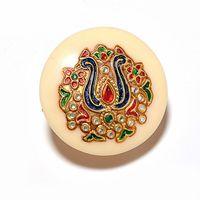 Buy Designer Meenakari Saree Pin 109DMSP6 online - JaipurMahal ethnic online store  Rajasthan jewellery  Handicraft   gift shop   Handmade products  Wedding gift online   Jaipur online for India  Rajasthani Jewellery, Crafts