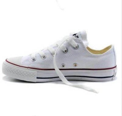 677835adeb19 UNISEX WOMEN MEN ALL STARS CHUCK TAYLOR OX HIGH LOW TOP CANVAS SNEAKERS  SHOES XF